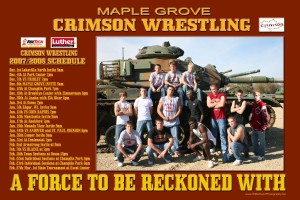 MGWrestling Poster Nov 07-Finala